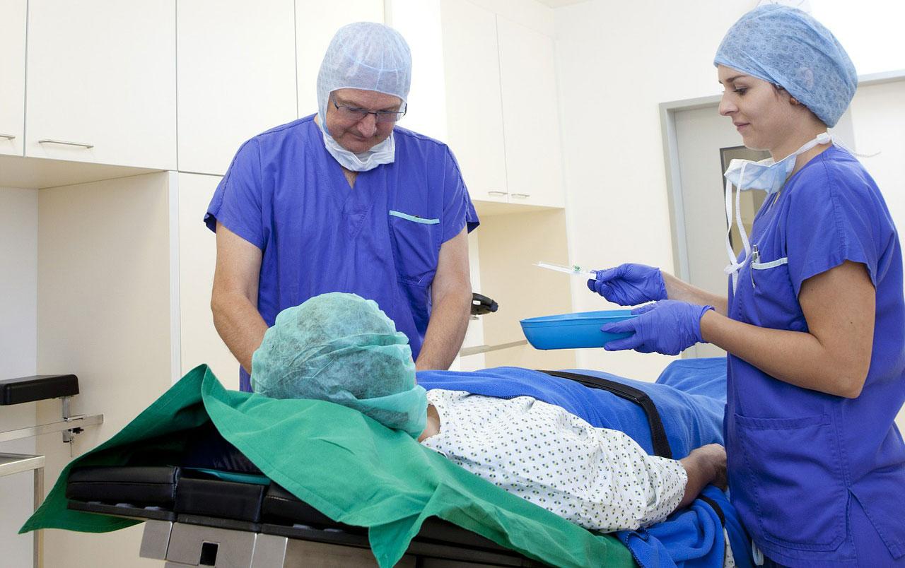 Отличная анестезия